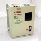 Стабилизатор напряжения, KEBO WDR-10000VA, релейного типа, настенный