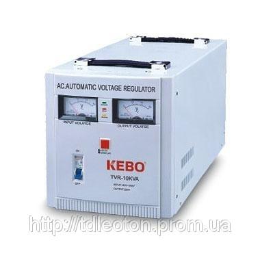 Стабилизатор напряжения KeboTVR-10000VA