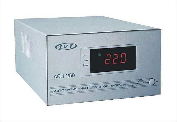 Стабилизатор напряжения львовский LVT АСН-250 (выгодная цена, продажа оптом)