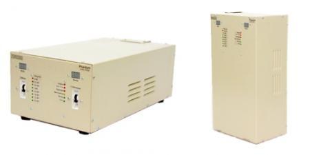 Стабилизатор напряжения (Phantom-VN-842) 5,0кВт 135-260В шаг-5В (Uout=220 /-5В) Umin=100В-Umax=285В семисторный