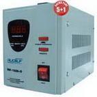 Стабилизатор напряжения релейный RUCELF SRF-1500-D полочного типа