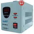 Стабилизатор напряжения релейный RUCELF SRF-2000-D полочного типа
