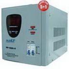 Стабилизатор напряжения релейный RUCELF SRF-5000-D полочного типа