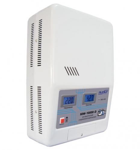 Стабилизатор напряжения SDW-10000 RUCELF