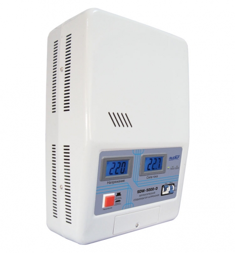 Стабилизатор напряжения SDW-5000 RUCELF