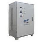 Стабилизатор напряжения трехфазный RUCELF SDV-3-45000 вертикального типа, мобильный