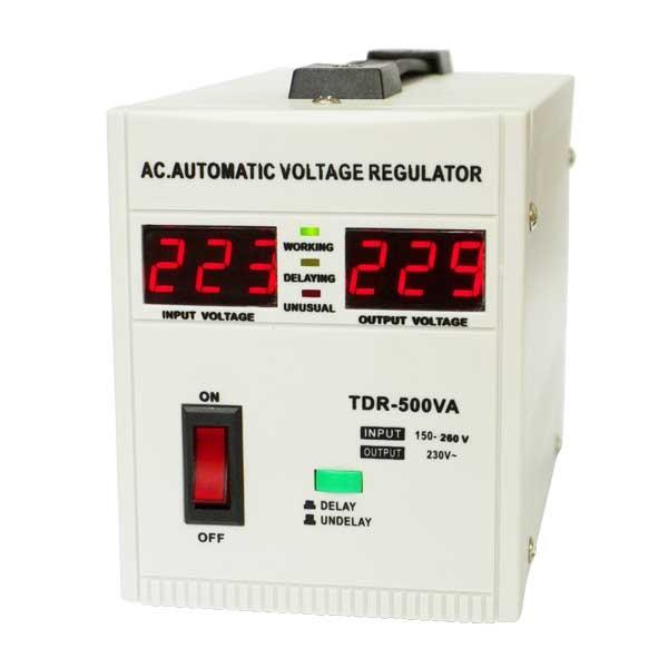 Стабилизатор напряжения Zoom TDR-500VA