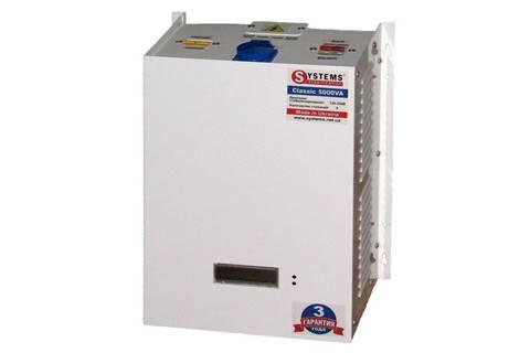 Стабилизатор Systems Classic Мощность: 5000 ВА