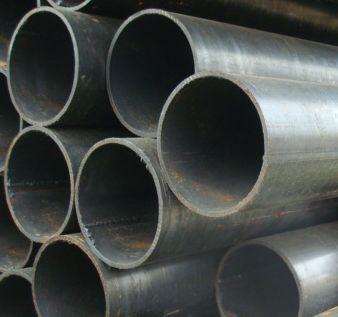 Стальная электросварная труба 377*6 мм