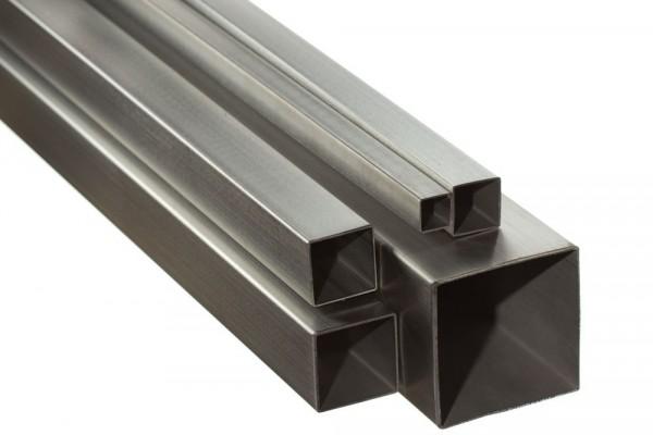 Стальная квадратная электросварная труба 30*30*0,8 мм