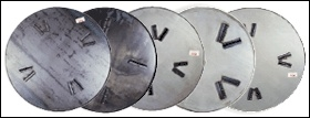 Стальные диски и лопасти для затирочных машин от компании Фатекс