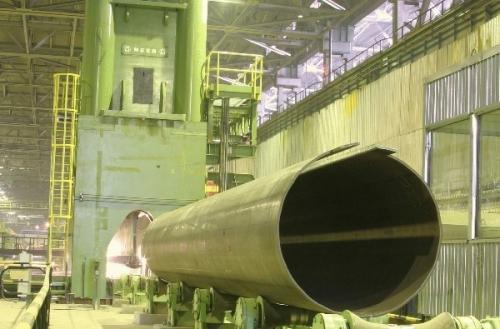 Стальные трубы больших диаметров: Ф 630, 720, 820, 920, 1020, 1120, 1220, 1420, 1620, 1720, 1820, 2020, 2220, 2420 мм.