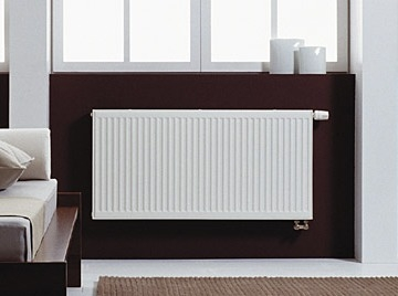 Стальной панельный радиатор для отопления Purmo 11V 500x1200