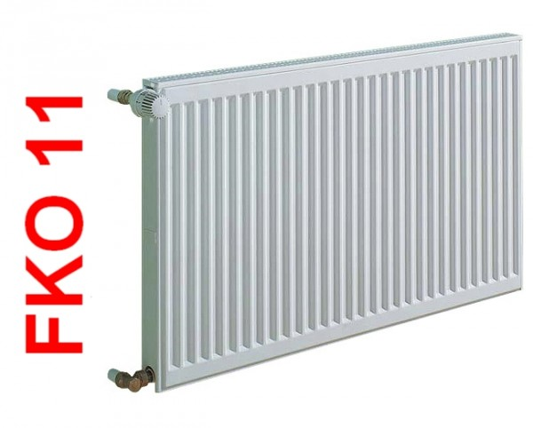 Стальной панельный радиатор Kermi FKO11 300/2600 (1937)
