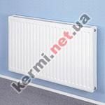 Стальной радиатор KERMI FTV (FKV) 11 500x500 (нижнее подключение)