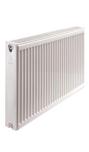 Стальной радиатор Zass низ 22 H500 L900