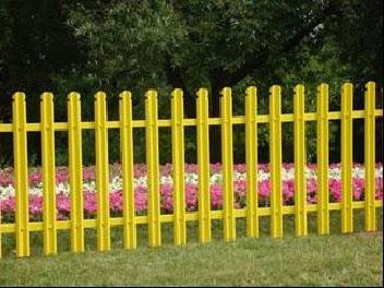 Стальной забор, забор Профлист , оцинкованный штакет.