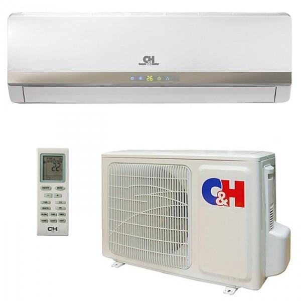 """Standart Plazma Cooper&Hunter CH-S12LHRP """"Холодная плазма"""" - технология тотальной очистки воздуха"""