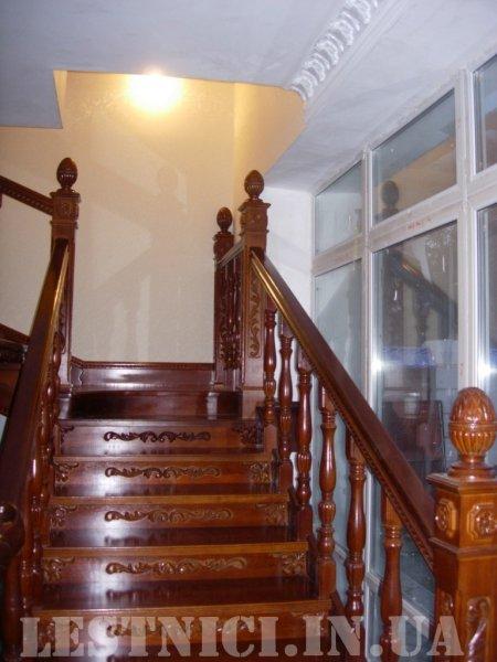 Фото 2 Качественные деревянные лестницы 322180