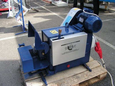 Станок для рубки (резки) арматуры, рубит 24 мм, сталь А III, гарантия 1 год