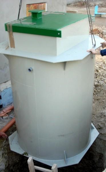 Станция очистки сточных вод Оазис для дачи