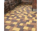 Фото  6 Старая площадь (цветна на сером цементе) 4 см. 6946760