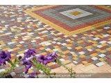 Фото  3 Старый город (все цвета на белом цементее) 6см. 3943737