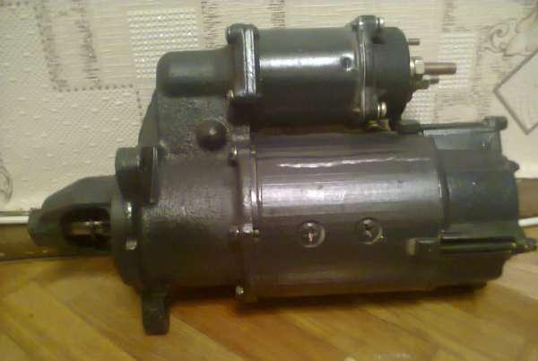 стартер МТЗ 24 вольта (не редукторный)