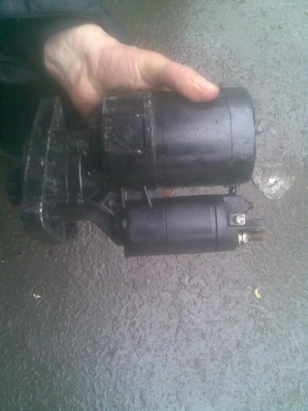 стартер МТЗ 24 вольта (редукторный)