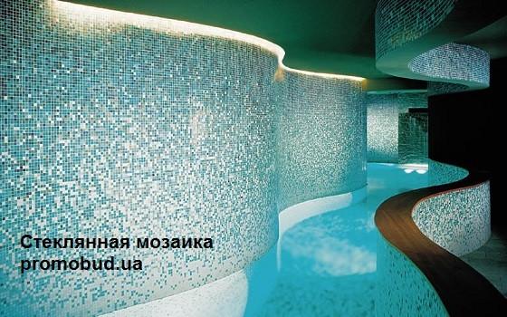 стеклянная мозаика фото