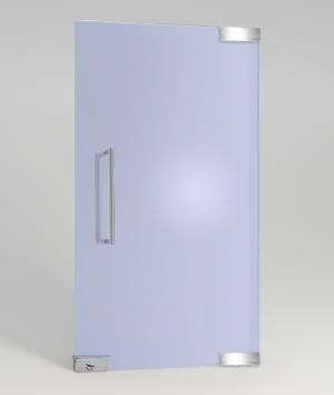 Стеклянные двери из каленного стекла: распашные, маятниковые, раздвижные, автоматические