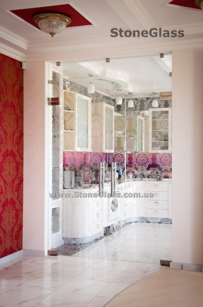 Стеклянные межкомнатные двери (одностворчатые, двустворчатые, распашные, маятниковые, раздвижные)