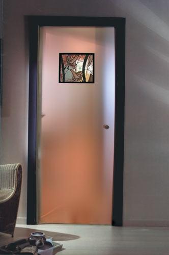 Стеклянные межкомнатные двери. Итальянская фурнитура