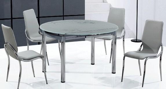 Стеклянный стол B812 серый, кремовый, красный купить Киеве, стеклянный стол B812 кремовый, серый, красный