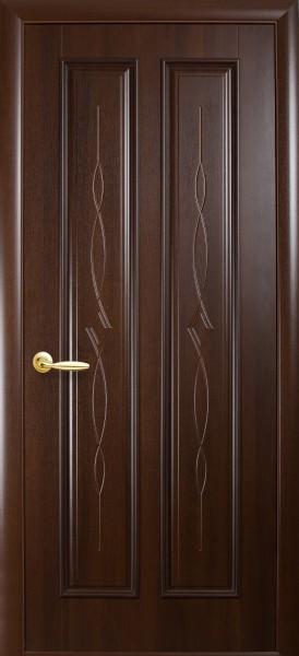 Дверное полотно, покрытое ПВХ пленкой Интера Стелла глухое