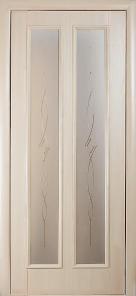 Дверное полотно, покрытое ПВХ пленкой Интера Стелла