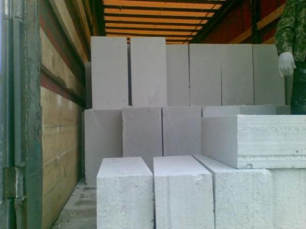 Стенные блоки Донецк, пенобетонные блоки от производителя в Донецке. Пенобетон плотность - Д-600, Д-700,