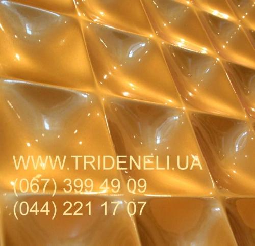 стеновая 3D панель- Quadrum (Trideneli - tm)