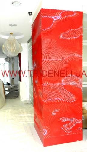 Стеновая панель 3d - Cursus