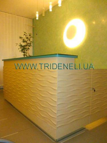 стеновая панель AQUA