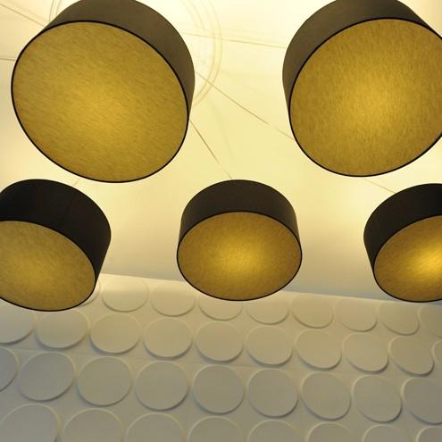 стеновые 3d панели WallArt - Элипсы