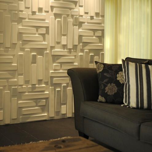 стеновые 3d панели WallArt - Кирпичи