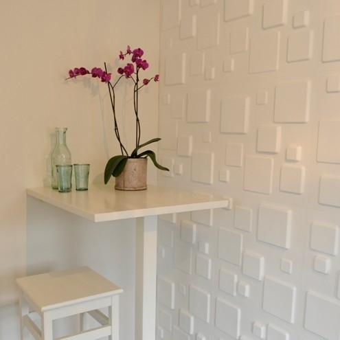 стеновые 3d панели WallArt - Квадраты