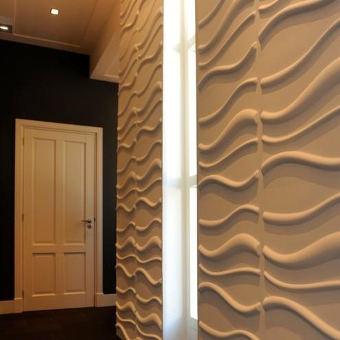 стеновые 3d панели WallArt - Волны