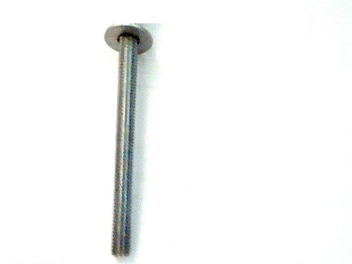 Стержень резьбовой оцинкованный, длина 1м, 2м, диаметры от М5 до М30