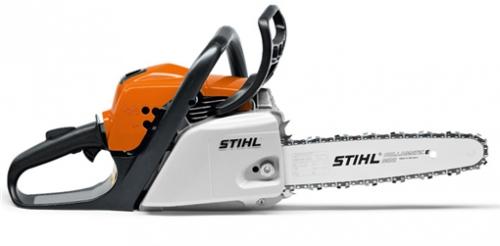 STIHL MS 181 (35) Бензопила - 1,5кВт/2,0л. с. , Шина 35 см 1,3 мм 3/8Р, цепь 63РМС3