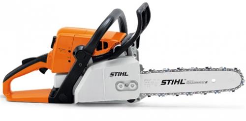 STIHL MS 230 (35) Бензопила - 2,0кВт/2,7л. с. , Шина 35 см 1,3 мм 3/8Р, цепь 63РМС3