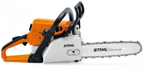 STIHL MS 250 (35) Бензопила - 2,3кВт/3,1л. с. , Шина 35 см 1,3 мм 3/8Р, цепь 63РМС3