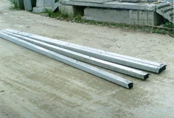 Стойка линий электропередач тип СВ: СВ 95-2, СВ 105,3,6. СВ164-12