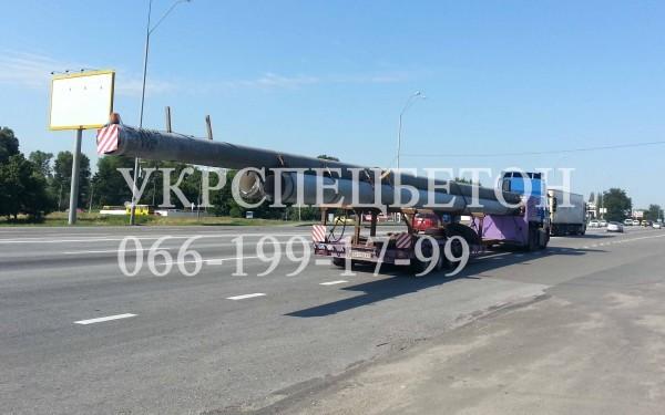 Стойки вибрированные порталов ОРУ ВЛ 35-330 кВ ВС-1, Вс-2